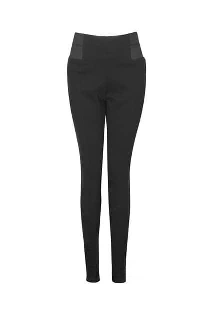 High Waist Black Pants