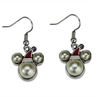 Lovely Mikey Pendant Earrings