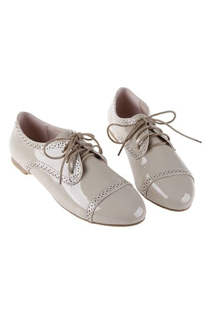 Juliette Low Cut Apricot Shoes