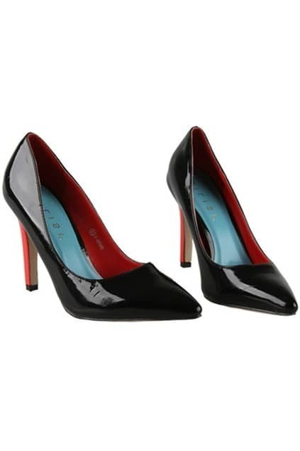 Black High-heel Shoes