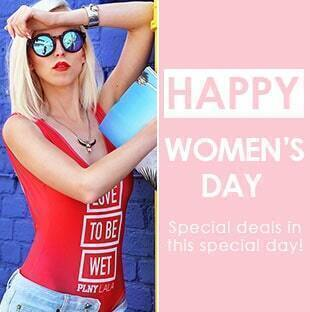 Shop for Women's Day