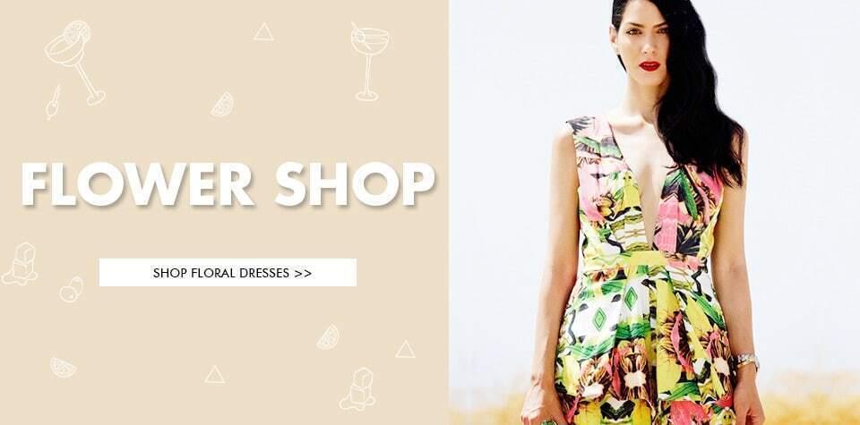 Shop Floral Dress