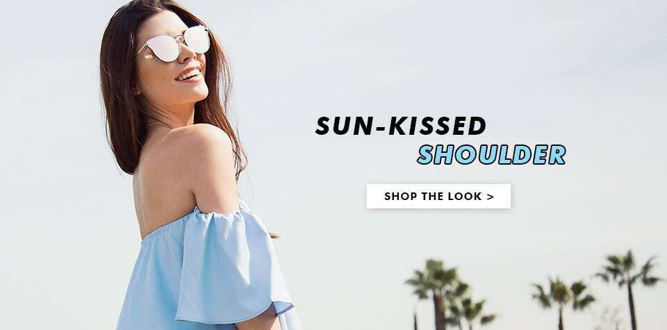 Sun-kissed Shoulder