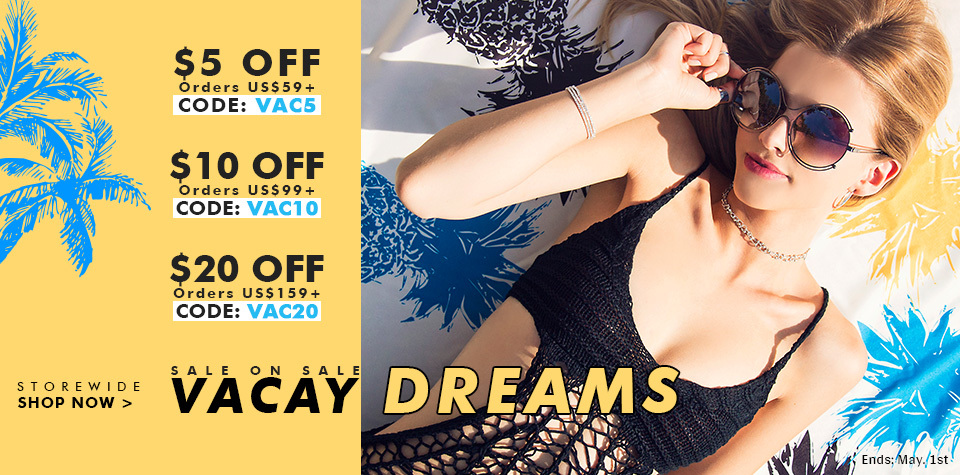 Vacay Dreams