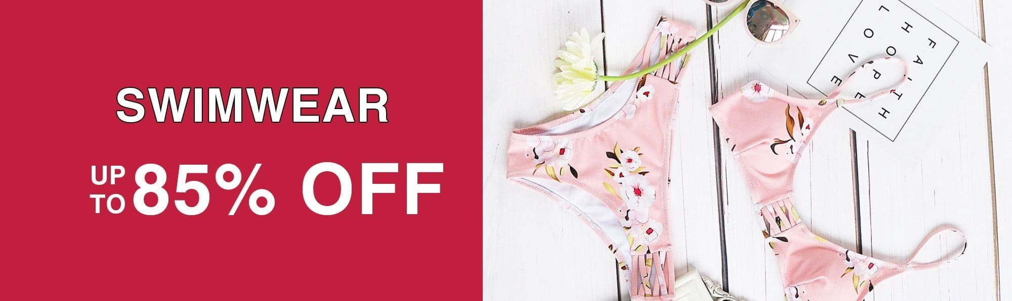 Swimwears Up To 85% off