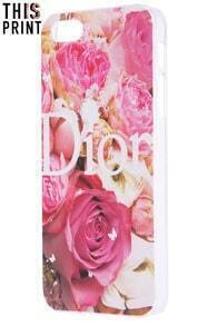 This Is Print Letters & Roses Print iPhone 5/5S Case