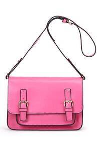 Classic Style Rose Satchel