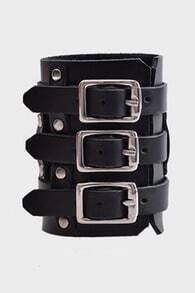 Punk Buckled Strap