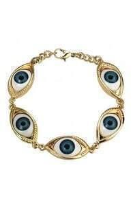 Eyes Pendant Bracelet