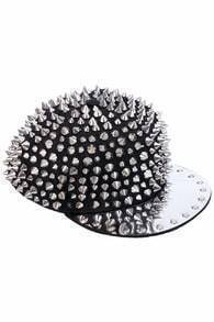 All-over Spike Cap