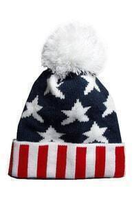 Old Glory Wool Cap