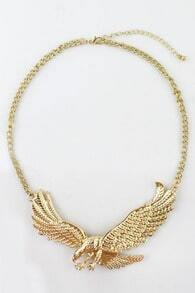 Flying Eagle Necklace