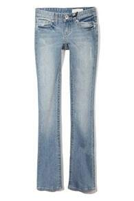 Rinse Flare Jeans