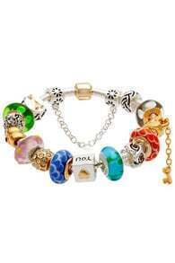 SOUFEEL Sterling Silver Plated Gold Love Bracelet