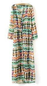 Design And Colour Cardign Dress