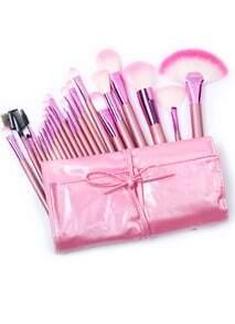 Make-Up-Bürste-Set, 22 Stücke
