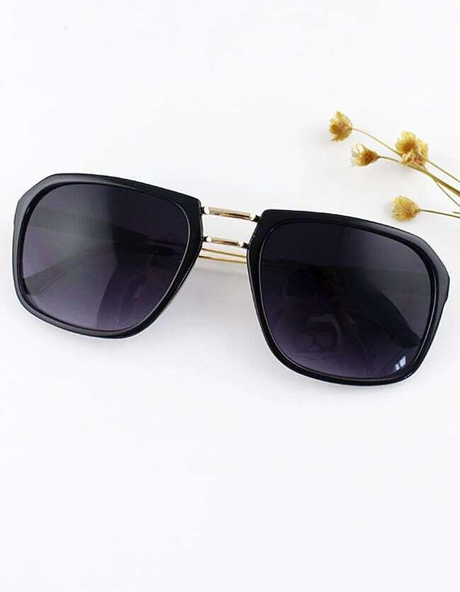 Eyewear Classic Retro Unisex Sunglasses Glasses 2 Colors with Free Glasses Boxes