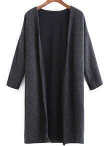 Long Sleeve Loose Coat
