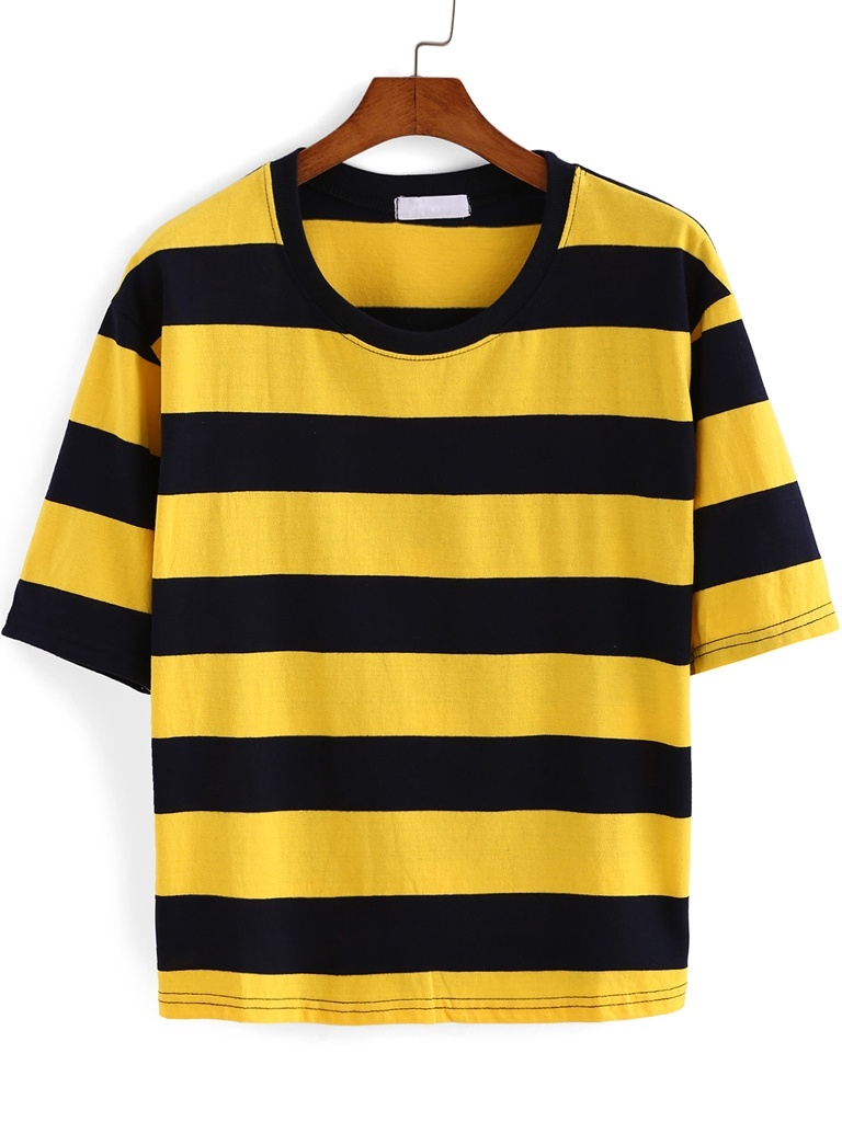 Find great deals on eBay for black and yellow striped shirt. Shop with confidence.