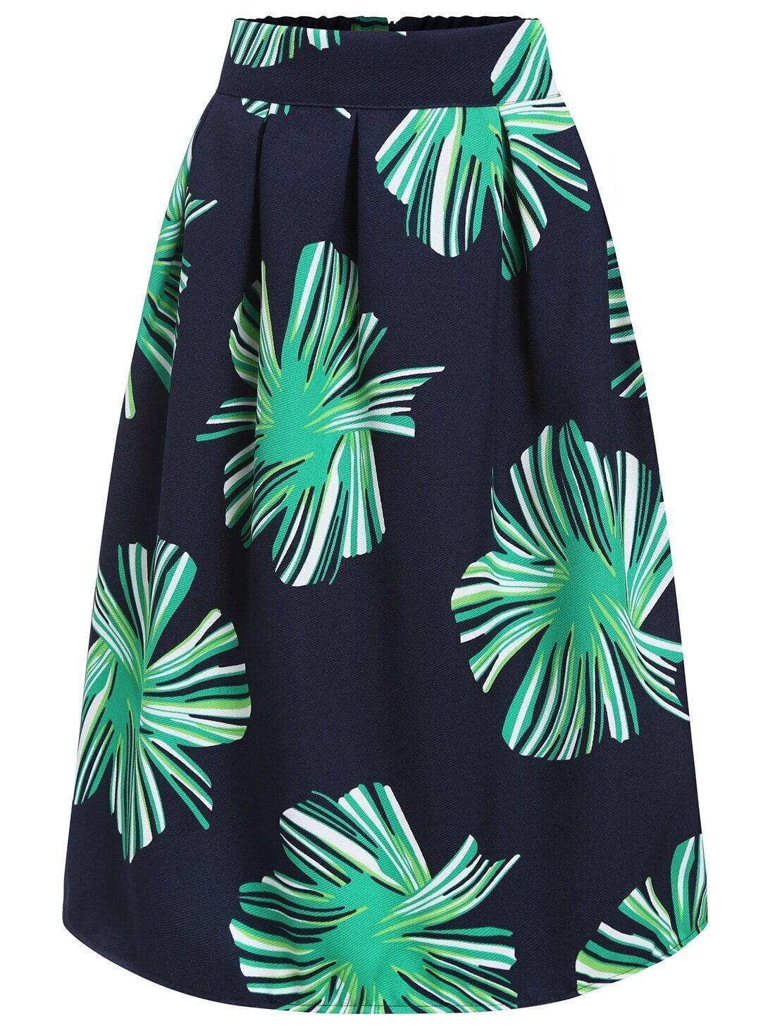Banana Leaf Skirt 6