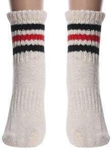 Striped Sport Socks