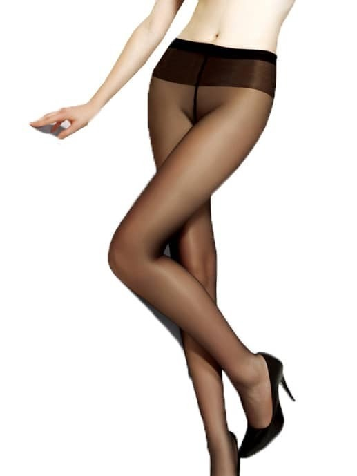 Slim Black Tights