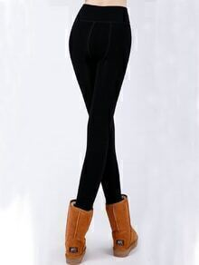 Step Foot Slim Black Leggings