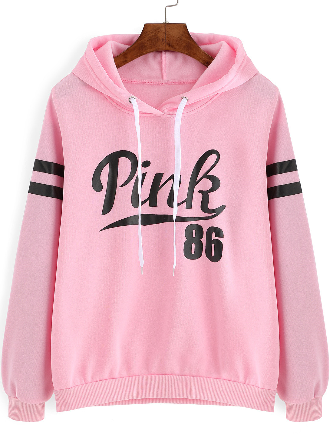 Pink Pink Sweatshirt | Fashion Ql