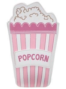 Popcorn Shaped Chain Shoulder Bag