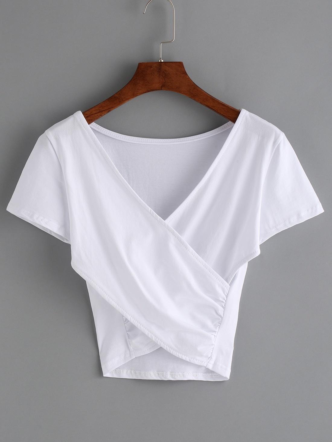 Plain T Shirts Women S