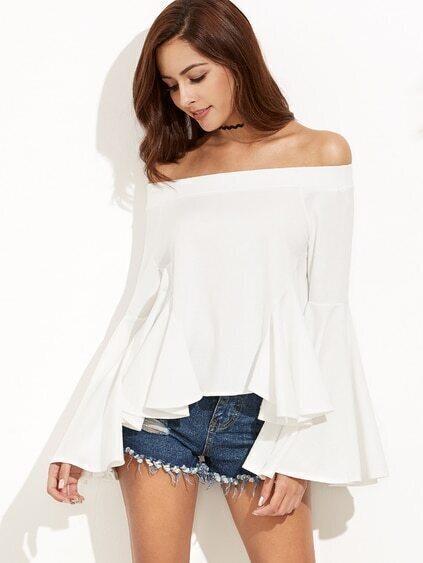 Блузка Без Плеч В Уфе