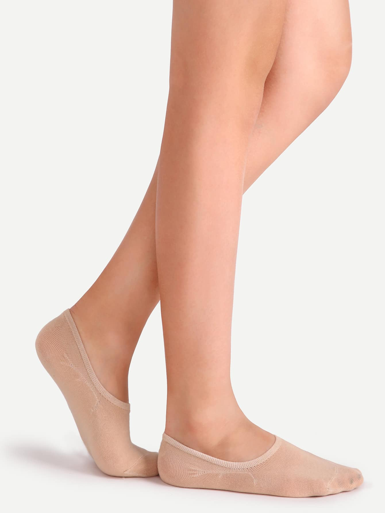 Nude No Show Socks For Women