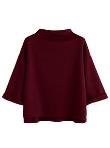 T-shirt plain manche longue