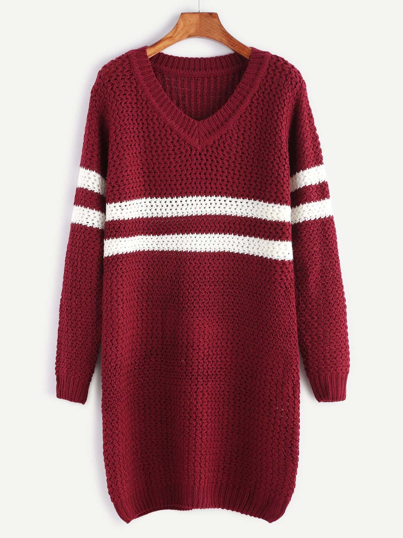 Blue and burgundy striped mens sweaters opinion obvious