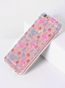flamingo conception iphone 6 / 6s cas