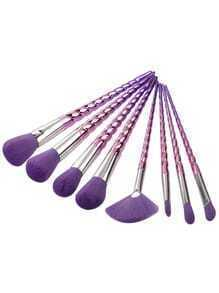 Unicorn Design Maquillage Brosse Set