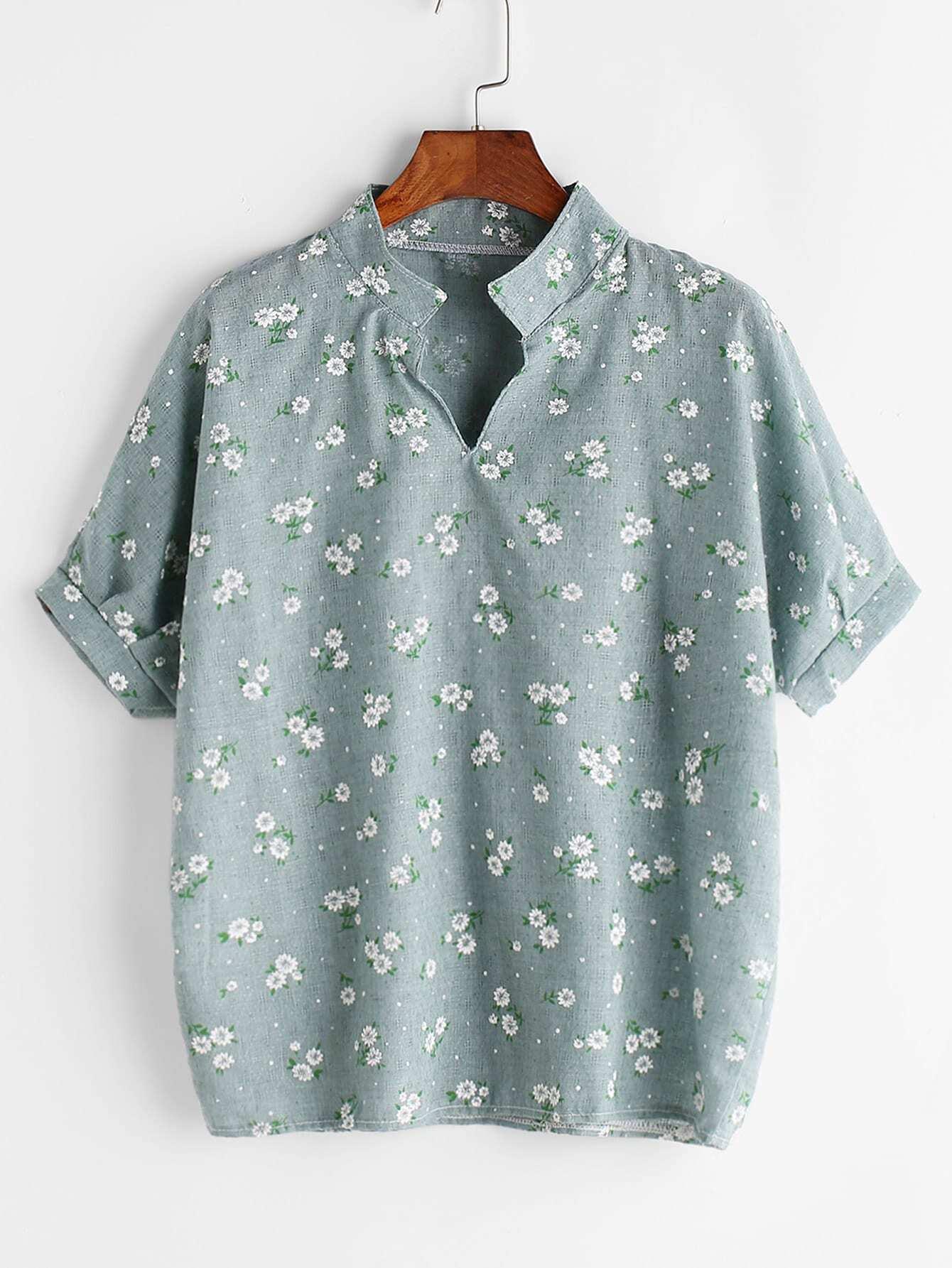 Блуза из бязи
