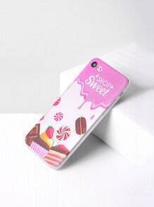 Torta Stampa iPhone 7 Caso