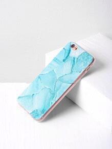 Funda para iPhone 6/6s con estampado de mármol