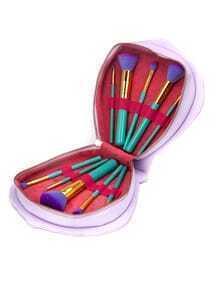 Zarte Make-up Pinsel Set