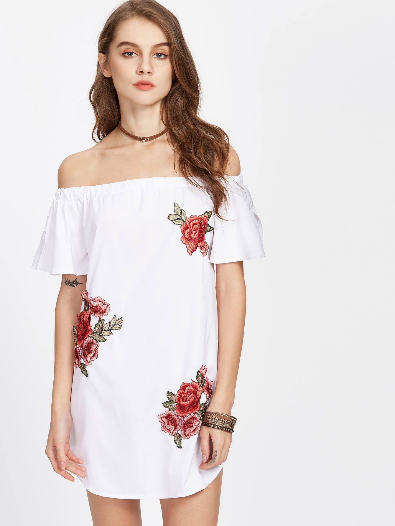 Женская Одежда С Вышивкой