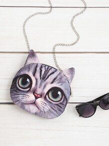 Buy Cat Shaped Crossbody Bag