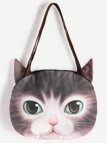Buy Cat Shaped Shoulder Bag