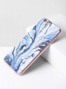 Water Wave Print iPhone 6 Plus/6s Plus
