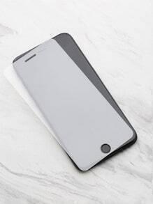 Protecteur d'écran de film en verre tempéré pour iPhone 7 Plus