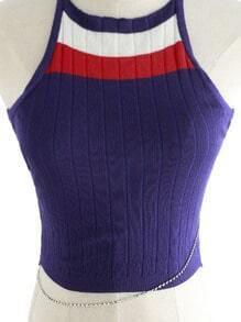 Cadena de cintura con diseño de pedrería