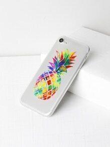 Étui Soft iPhone 7 pour ananas
