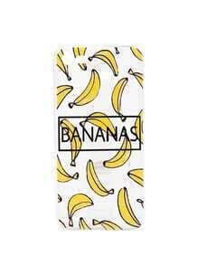 Funda para iPhone 7 con estampado de plátanos