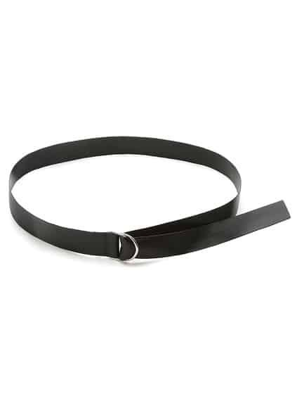 Double Hoop Fastening Belt