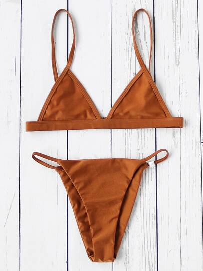 Bikini Ensemble sexy triangle